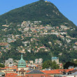 Stock Photo: Lugano, Switzerland