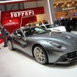 Ferrari f12 Berlinetta - Stock Photo
