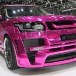 ������, ������: Hamman Range Rover Mystere