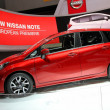 Постер, плакат: Nissan note car