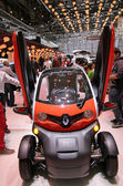 Renault Twizy ZE 2-seater — Stock Photo