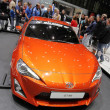 Stock Photo: ToyotGT-86 open concept