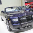 Stock Photo: Rolls Royce Phantom Drophead Coupe