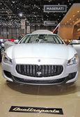 Maserati Quattroporte — Stock Photo
