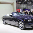 Rolls Royce Phantom Drophead Coupe - Stock Photo