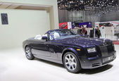 Rolls Royce Phantom Drophead Coupe — Stock Photo