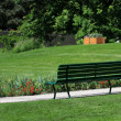 Stockfoto: Relaxation in park