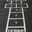 Hopscotch — Stock Photo