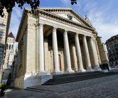 St pierre catedral, ginebra, suiza — Foto de Stock