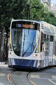 Tramway, Geneva, Switzerland — Stock Photo