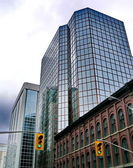 Skyscrapers in Ottawa, Canada — Stockfoto