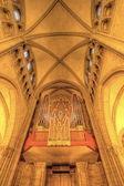 Saint-Pierre cathedral, Geneva, Switzerland (HDR) — Stock Photo