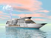 Crucero - 3d render — Photo