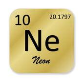 Neon elementu — Zdjęcie stockowe