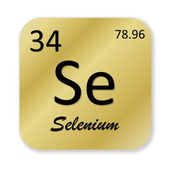 Selenium element — Stock Photo