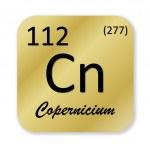 Copernicium element — Stock Photo #51479823