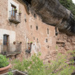 Cave house in Mura . — Stock Photo