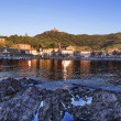 Collioure in the Vermilion coast, France — Stock Photo