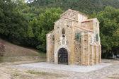 San miguel de lillo iglesia, asturias, españa — Foto de Stock