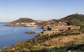 Colliuore na wybrzeżu vermilion — Zdjęcie stockowe