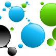Royalty-Free Stock Imagem Vetorial: Bubbles