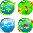 Planet ecology - Stock Vector
