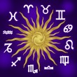 Постер, плакат: Astrology zodiac signs