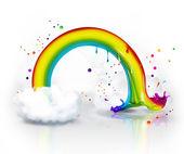 Arco-íris — Foto Stock