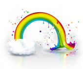 Regenboog — Stockfoto