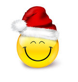 Smile santa — Stock Photo