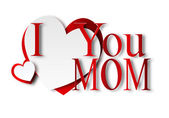 I love you mom — Photo
