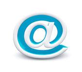 E-mail symbol — Stock Photo
