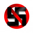 Stop fascism — Stock Photo