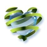 çevre koruma simgesi — Stok fotoğraf