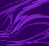 Purple silk — Stock Photo