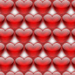 Red hearts — Stock Photo #38657903