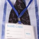 Name card — Stock Photo #3536079