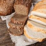 Bread assortment — Stock Photo #13186595