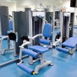 Interior of a modern gym — Photo
