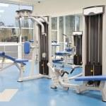 Interior of a modern gym — Stock Photo #18563335