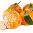 Fresh tangerines — Stock Photo #19431057