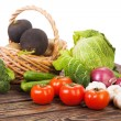 Vegetables assortment — Stock Photo #20038487
