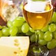 wine and grapes — Stock Photo #22733537