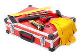 Construction toolkit — Stock Photo