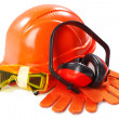 Industrial protective wear — Stock Photo #24430421