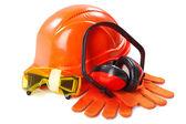 Industrielle schutzbekleidung — Stockfoto