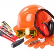 Industrial protective wear — Stock Photo #24456317