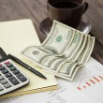 Tax report concept — Stock Photo #24535925