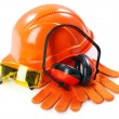 Industrial protective wear — Stock Photo #25126161