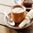 Espresso coffee cup — Stockfoto